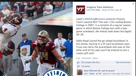 Guess Charlote Sb For glennon is at guess the vt qb sbnation
