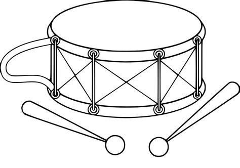 coloriage tambour dessin 224 imprimer sur coloriages info