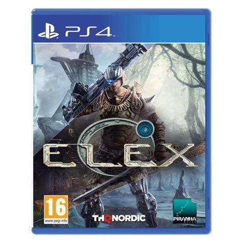Ps4 Elex elex ps4