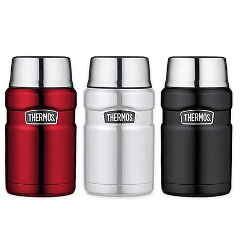 bed bath and beyond thermos thermos 174 24 oz vacuum insulated food jar bed bath beyond