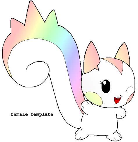 pokemon coloring pages pachirisu auroa the pachirisu by pokemon pound on deviantart