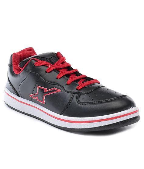 sparx black casual shoes price in india buy sparx black
