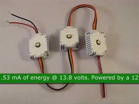 Lu Led Hannochs 3 Watt 33943 3 watt module led light low voltage 12 volt d c