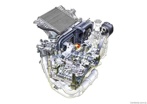 subaru boxer engine subaru to introduce new boxer engine in 2010 photos 1 of 3