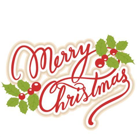 merry christmas svg scrapbook title christmas cut outs  cricut cute svg cut files  svgs