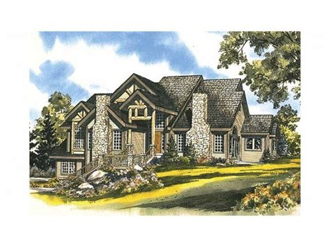 eplans chalet house plan four bedroom chalet 2196 93 best images about house plans on craftsman