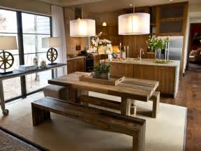 kitchen bench ideas photos hgtv