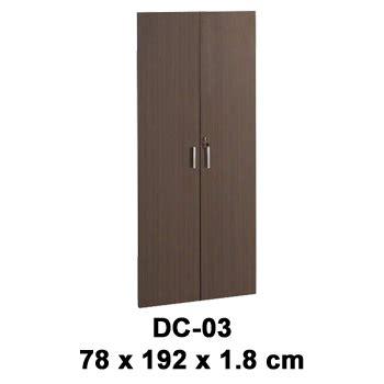 jual pintu panel lemari arsip tinggi type dc 03 harga murah toko agen distributor di