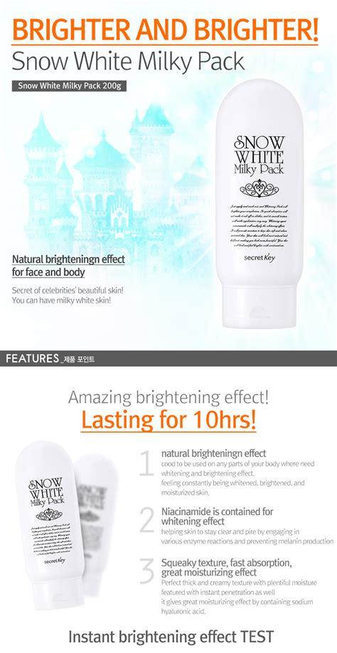 Secret Key Snow White Spot Gel 65g 100 Original secretkey hq snow white spot gel pack lotion brightening whitening ebay