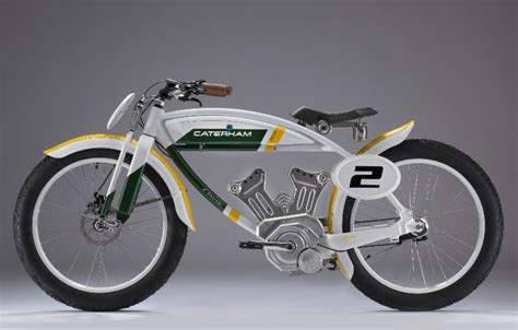 new e bike bling the icon e flyer and the caterham