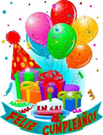 imagenes de cumpleaños brillantes feliz cumplea 241 os tarta con globos
