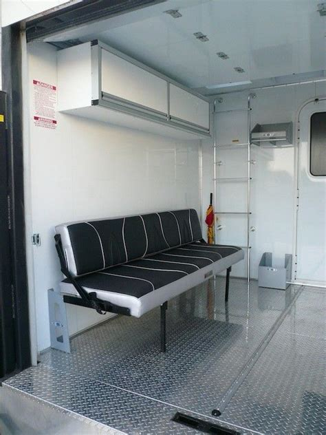 Will A Mattress Fit In A Cargo by Custom Out Fit Your Cargo Trailer Mobile Retail