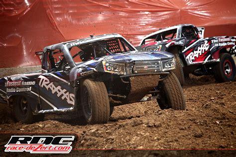 what happened to bigfoot monster truck maccachren sweeps stadium super trucks round no 6 race