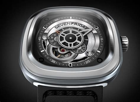 Swiss Eta Sevenfriday P3 gift guide for 2012 300magazine