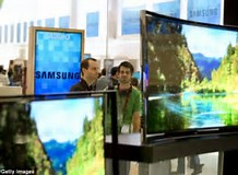 Image result for What is the biggest home TV?. Size: 218 x 160. Source: www.dailymail.co.uk