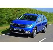 New Dacia Logan MCV Stepway 2017 Review  Auto Express