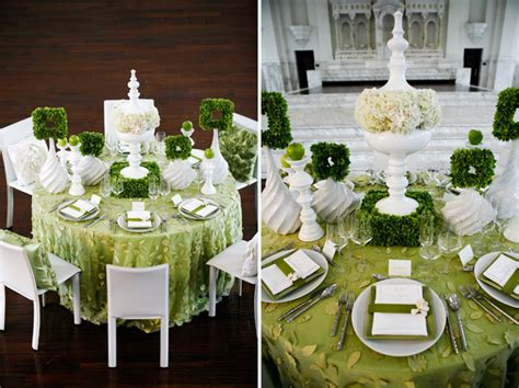 green and decorations wedding d 233 cor theme wedding decorations wedding