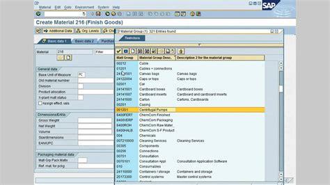 sap material management sap mm materials management online training material