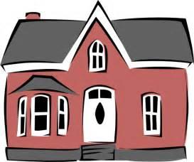 Animated house small house clip art vector