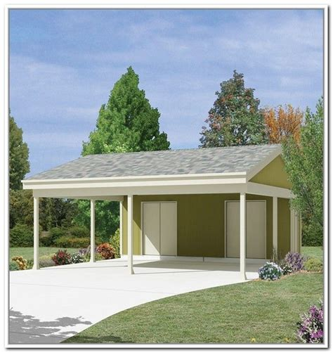 Carport With Storage by Best 25 Carport With Storage Ideas On Carport