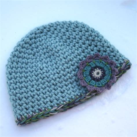 Free Pattern Crochet Hat | free crochet pattern the quickest easiest hat two strands
