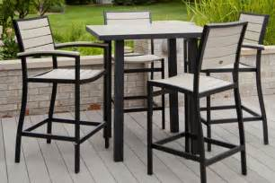 High Patio Table Set Furniture High Top Patio Table Set Patio Designs High Patio Table And Chairs High Top Patio