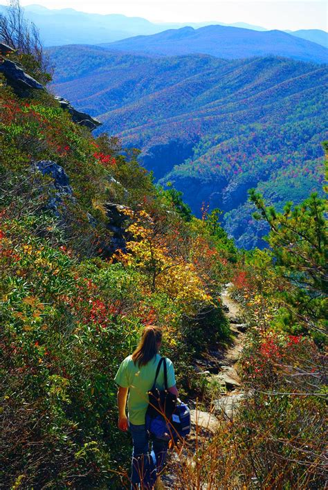 table rock hiking trail take a hike in the carolina mountains trail to