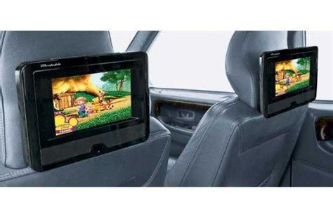 Portabler Dvd Player Auto by Dual Portable Dvd Car Player Inquiry Family Travel Guide
