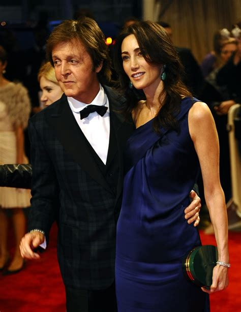 Married American Nancy Shevell Dating Mccartney Does Not Wear A Ring And Is Legally Separated From Husband by Paul Mccartney To Today