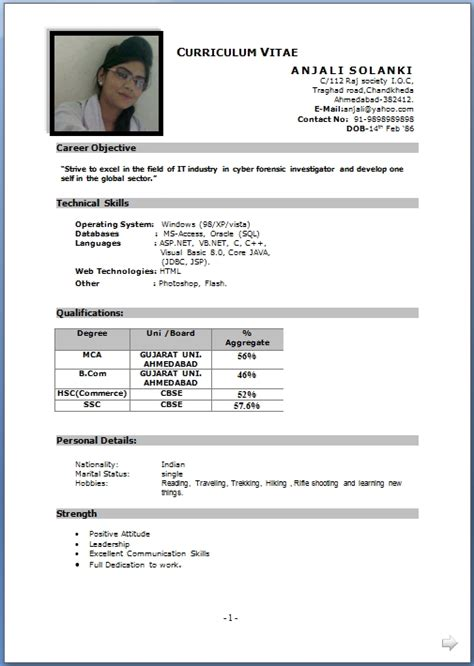 resume in application best resume gallery
