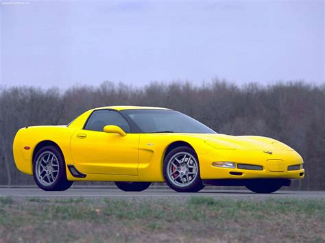 Chevrolet Corvette Z06 (2001)