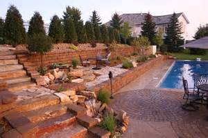 Mosquito Backyard Control Pool Landscapes Minneapolis Mn High End Residential