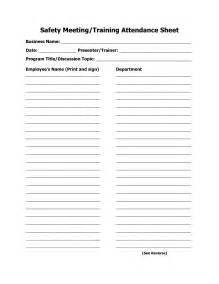 Safety Meeting Sign In Sheet Template by Search Results For Safety Meeting Sign In Sheet Printable