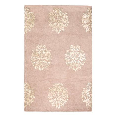 home decorators collection martine pink 5 ft x 8 ft area