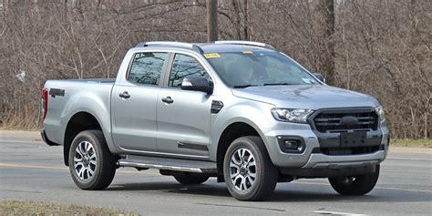 ford ranger 2020 model u s specs 2020 ford ranger diesel spotted testing suvs