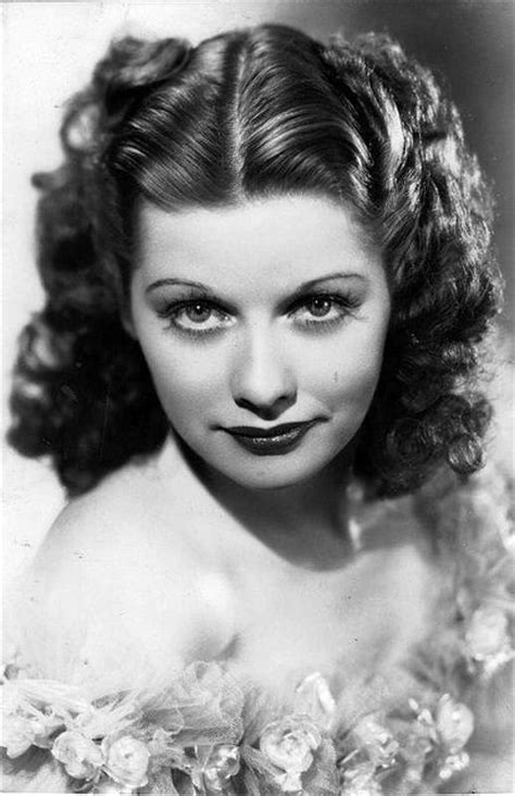 lucy o ball lucille ball in the 1930 s photos of movie stars and