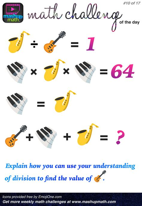 maths challenge 6 answers are you ready for 17 awesome new math challenges mashup