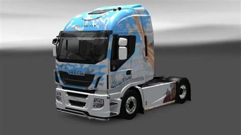 skin pack new year 2017 for iveco hiway and volvo 2012 iveco hi way klanatrans skin ets2planet com