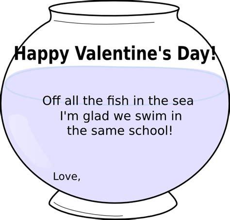 fish bowl valentine clip art at clker com vector clip
