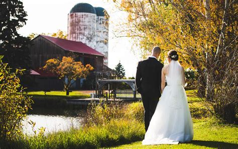 Top 4 Wedding Venues in Barrie for 2019