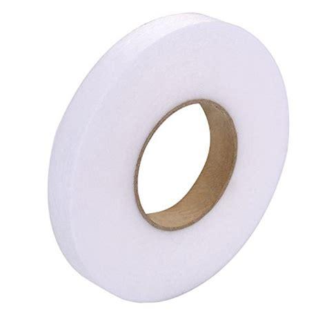double stick no iron no sew fashion hem tape for denim outus 15 mm by 70 yards iron on hem tape fabric fusing