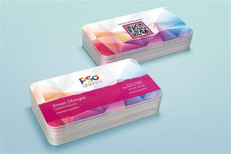 rounded corner business card design psd template rounded business card template psd psd