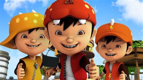 film anak kartun terbaru film animasi anak boboiboy terdongo
