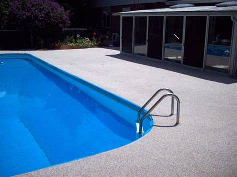 Pool Rubber Flooring by Rubber Pool Deck Newsonair Org