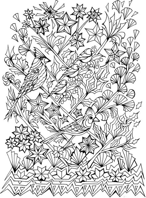 creative haven deluxe edition  seasons coloring book