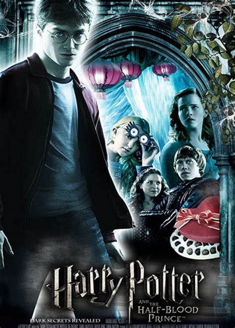 Half The Blood Of harry potter and the half blood prince 2009