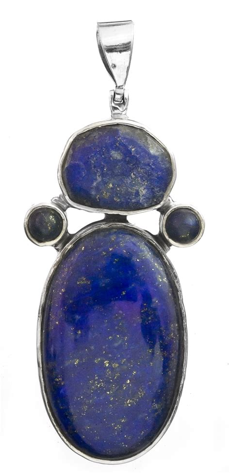 large pendants for jewelry lapis lazuli large pendant