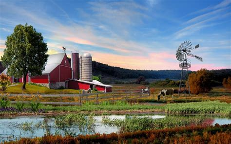 beautiful country farms beautiful farm wallpapers hd