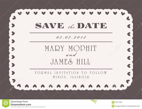vintage save the date templates free save the date with vintage background artwork royalty free