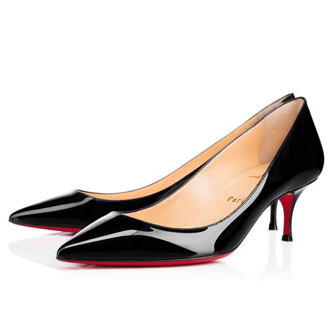 louboutin shoes christian louboutin pigalle follies 55 mm black